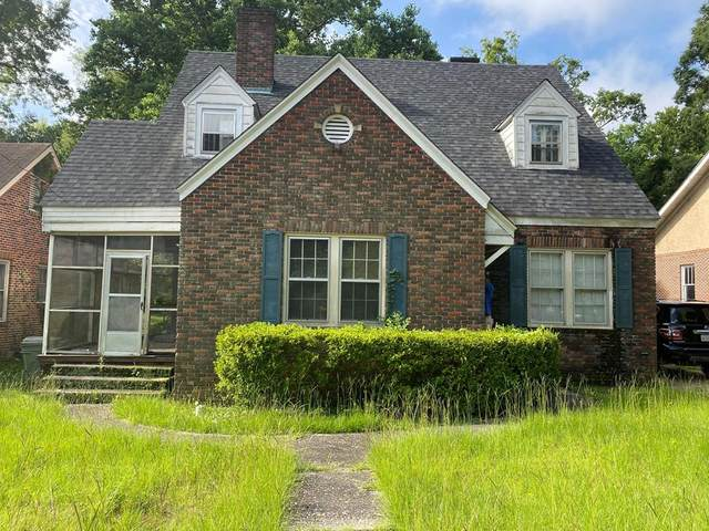 14 Loring Dr, Sumter, SC 29150 (MLS #145231) :: The Litchfield Company