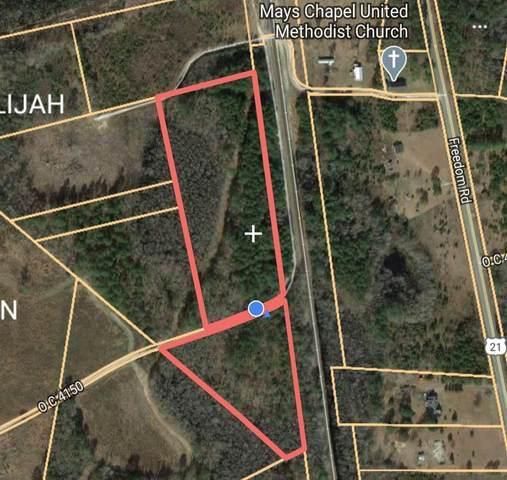 0 Mays Chapel Road, Branchville, SC 29432 (MLS #145278) :: Gaymon Realty Group