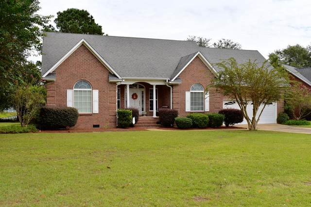1473 Lakeview Dr., Manning, SC 29102 (MLS #145293) :: Gaymon Realty Group