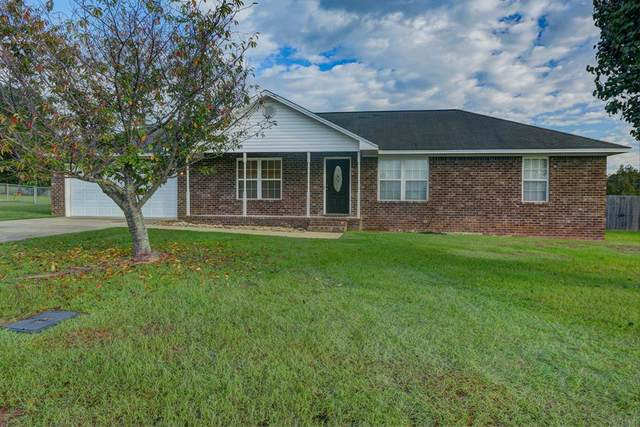 3615 Drayton Dr, Dalzell, SC 29040 (MLS #145318) :: The Litchfield Company
