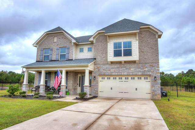 2225 Canadiangeese, Sumter, SC 29153 (MLS #145370) :: Gaymon Realty Group