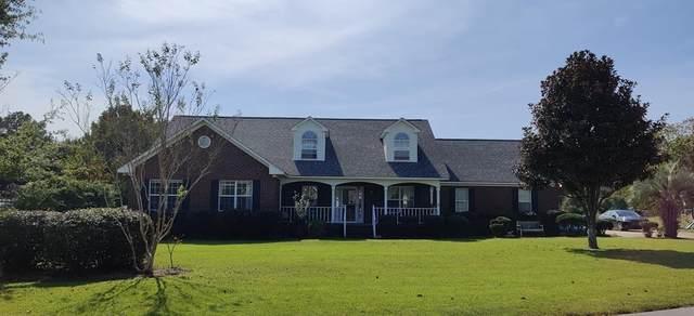 950 Muirfield Ct, Sumter, SC 29150 (MLS #145389) :: Gaymon Realty Group