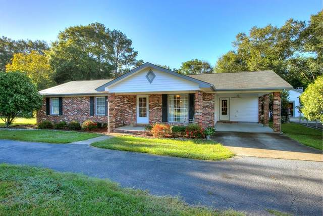 2780 Bryant Rd., Sumter, SC 29153 (MLS #145390) :: The Litchfield Company