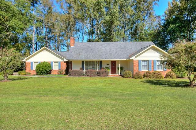 130 Planters Dr, Sumter, SC 29154 (MLS #145393) :: The Litchfield Company