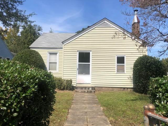 107 Virginia, Sumter, SC 29150 (MLS #145405) :: Gaymon Realty Group