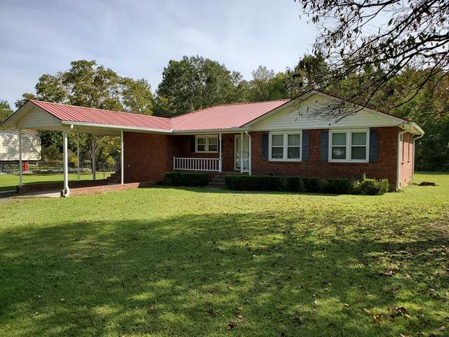 1315 Hudson Road, Summerton, SC 29148 (MLS #145427) :: Gaymon Realty Group