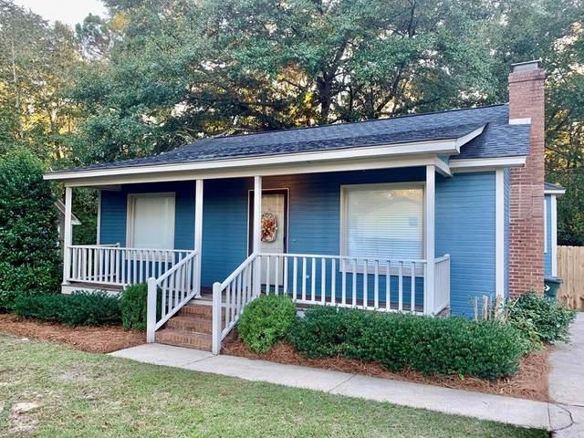 850 Marigold St, Sumter, SC 29150 (MLS #145456) :: The Litchfield Company