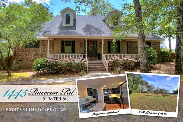 1445 Raccoon Rd, Sumter, SC 29154 (MLS #145469) :: The Litchfield Company