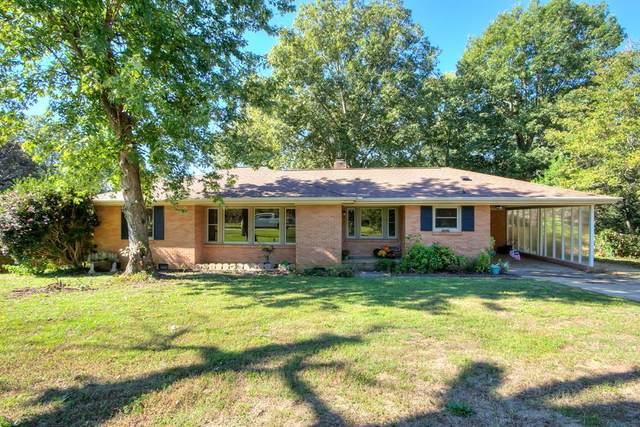 2346 Brookgreen Rd, Sumter, SC 29154 (MLS #145485) :: Gaymon Realty Group