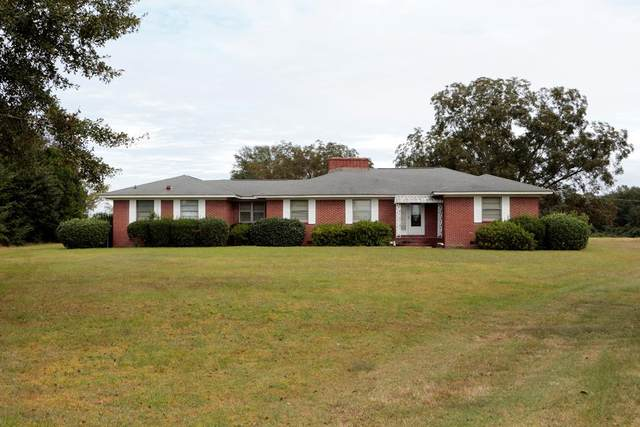 2715 Sumter Hwy, Bishopville, SC 29010 (MLS #145524) :: The Litchfield Company
