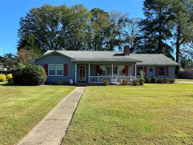919 Sassafrass, Sumter, SC 29150 (MLS #145558) :: The Litchfield Company