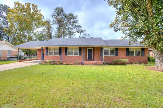240 Wildwood Ave., Sumter, SC 29150 (MLS #145624) :: The Litchfield Company