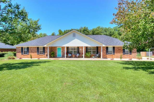 3020 Sun Valley Dr, Sumter, SC 29154 (MLS #145662) :: The Litchfield Company