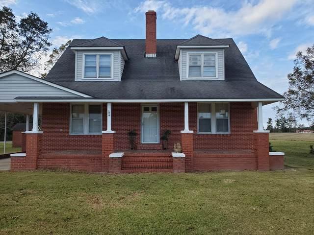 21 21 Broad Swamp Road, Kingstree, SC 29556 (MLS #145688) :: The Litchfield Company