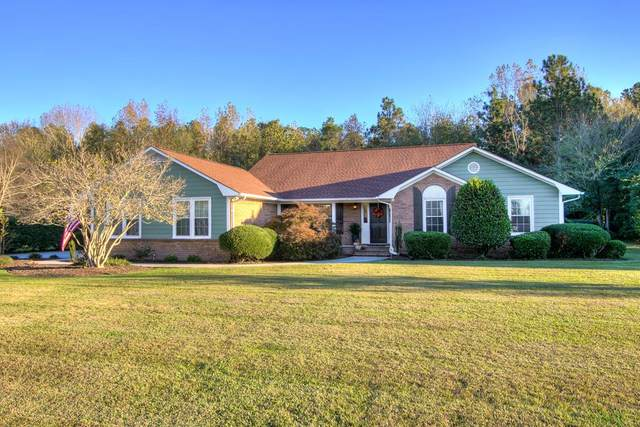 3550 Kel Sam, Dalzell, SC 29040 (MLS #145785) :: The Litchfield Company