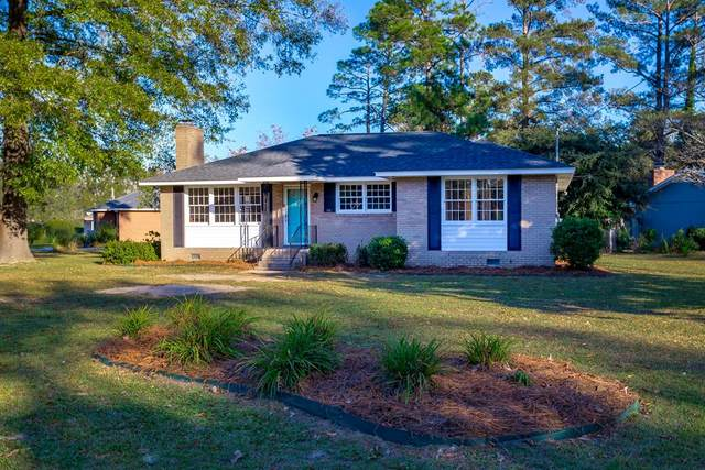 116 Burns Dr, Sumter, SC 29150 (MLS #145799) :: The Litchfield Company