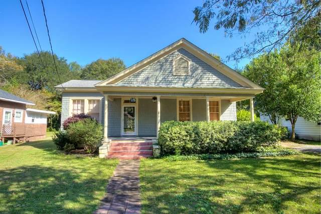 15 Chestnut, Sumter, SC 29150 (MLS #145809) :: Gaymon Realty Group