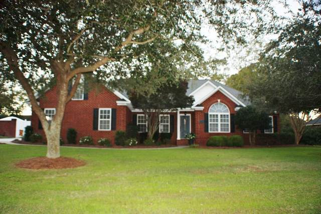 800 Windrow Dr, Sumter, SC 29150 (MLS #145812) :: Gaymon Realty Group