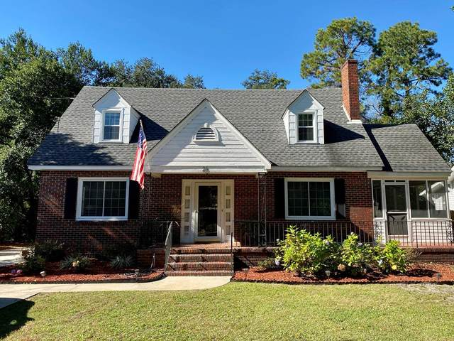 28 Folsom St, Sumter, SC 29150 (MLS #145813) :: Gaymon Realty Group