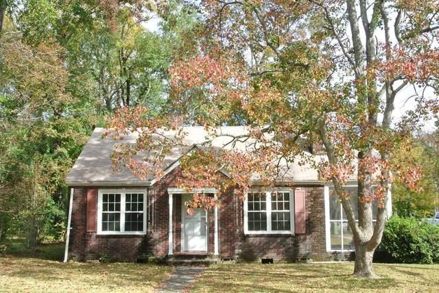 401 N Magnolia St, Sumter, SC 29150 (MLS #145853) :: Gaymon Realty Group