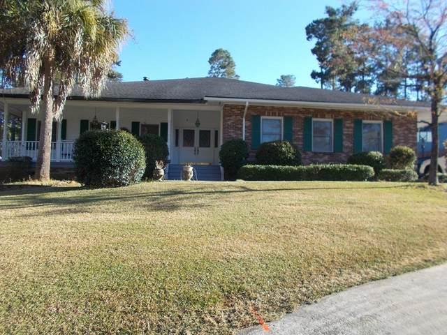 107 Cooper Circle, Santee, SC 29142 (MLS #145983) :: The Litchfield Company