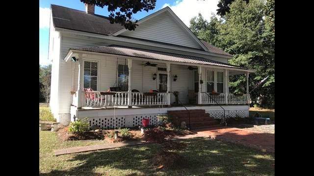149 Varner St, Greeleyville, SC 29056 (MLS #146242) :: The Litchfield Company