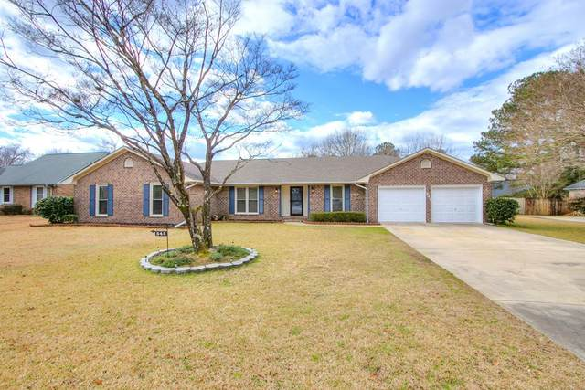 545 Mallard Drive, Sumter, SC 29150 (MLS #146302) :: The Litchfield Company