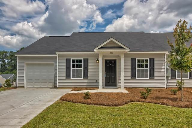 437 Conifer Street, Lot 105, Sumter, SC 29150 (MLS #146349) :: The Litchfield Company