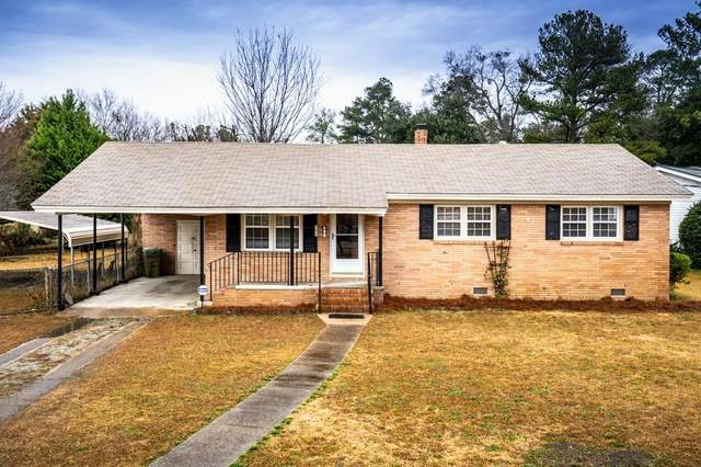 202 Lawrence Street, Sumter, SC 29150 (MLS #146389) :: The Litchfield Company