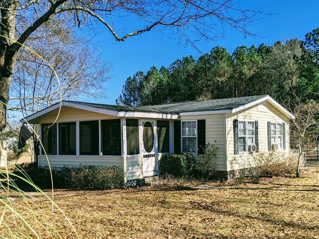 1036 Newman Circle, Summerton, SC 29148 (MLS #146429) :: The Litchfield Company