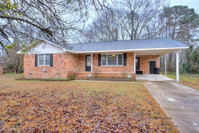 2869 Candlewood Ln, Dalzell, SC 29040 (MLS #146490) :: Metro Realty Group