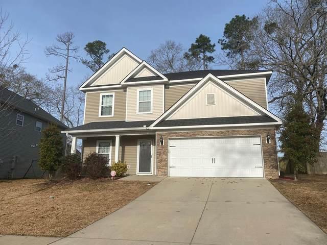 1736 Nicholas Drive, Sumter, SC 29154 (MLS #146491) :: The Litchfield Company