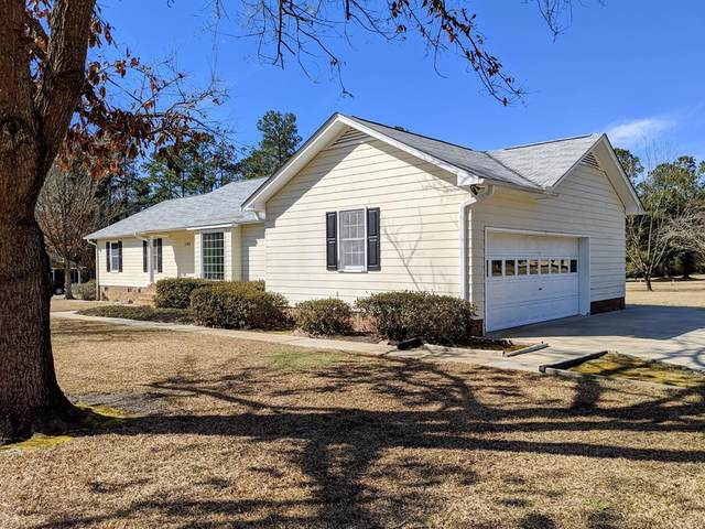 1186 Pointer Dr, Manning, SC 29102 (MLS #146510) :: The Litchfield Company