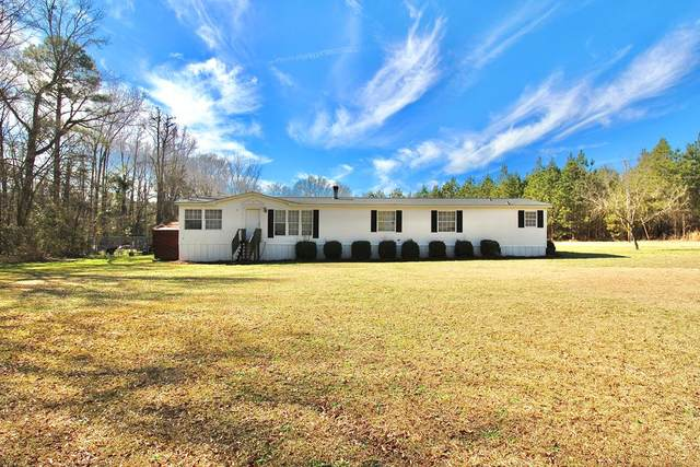 500 Old Congaree Run, Eastover, SC 29044 (MLS #146512) :: The Litchfield Company