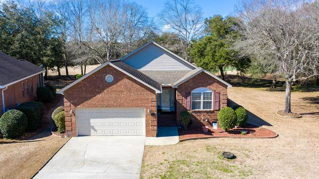 128 Oakview Circle, Manning, SC 29102 (MLS #146554) :: The Litchfield Company