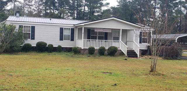 200 Lake Moultrie Dr, Bonneau, SC 29431 (MLS #146586) :: The Litchfield Company
