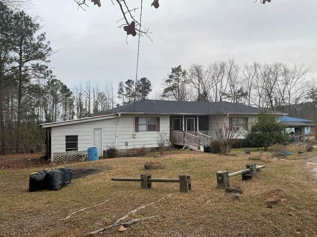 4405 Herrington Rd, Rembert, SC 29128 (MLS #146623) :: The Litchfield Company