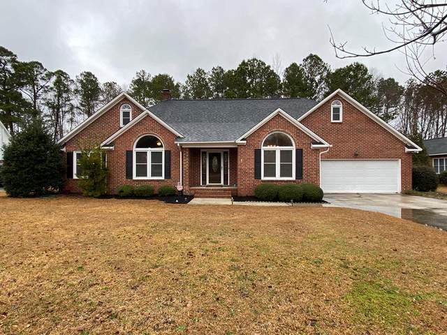 2005 Golfair Rd, Sumter, SC 29154 (MLS #146630) :: The Litchfield Company