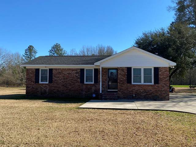 1860 Britton Rd, Sumter, SC 29153 (MLS #146691) :: The Litchfield Company