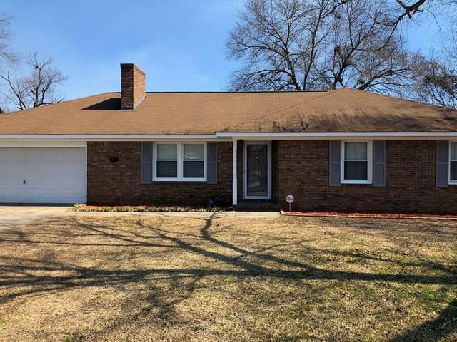 796 Longwood Drive, Sumter, SC 29154 (MLS #146696) :: Gaymon Realty Group