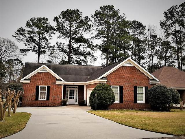 111 Birdie Ct, Santee, SC 28142 (MLS #146895) :: The Litchfield Company