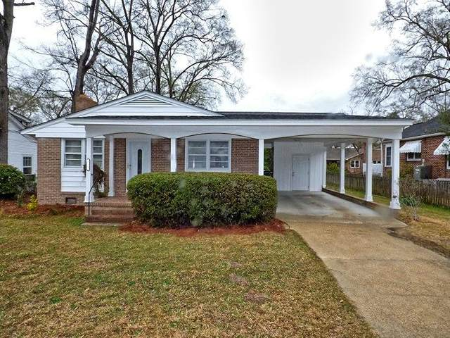 520 Hampton, Camden, SC 29020 (MLS #146897) :: The Latimore Group