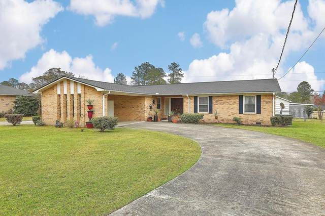 412 Briarcliff Street, Manning, SC 29102 (MLS #146936) :: The Latimore Group
