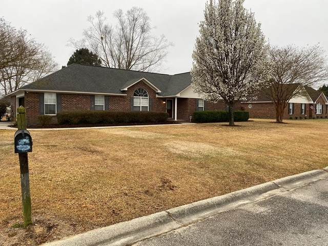 3020 Caitlynn Drive, Sumter, SC 29154 (MLS #146957) :: The Litchfield Company