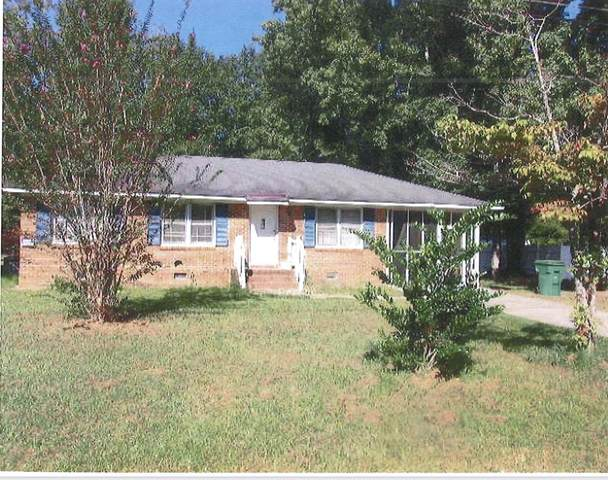 37 Westend St., Manning, SC 29102 (MLS #147083) :: The Litchfield Company
