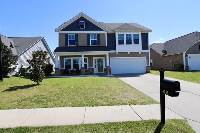 2840 Bismuth Dr S, Sumter, SC 29150 (MLS #147084) :: Gaymon Realty Group