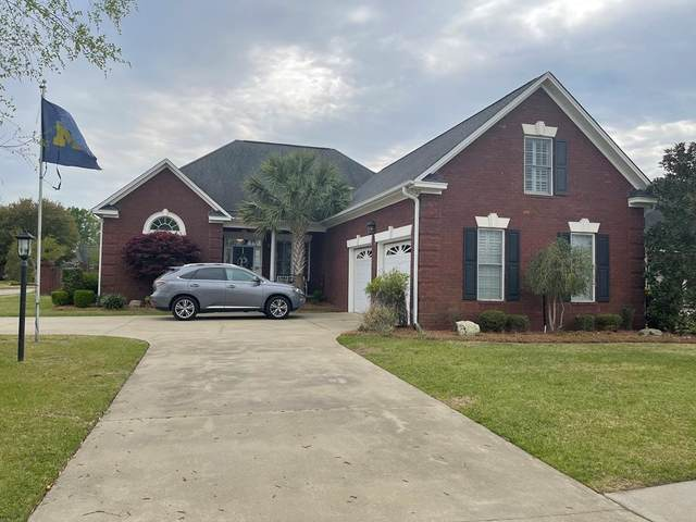 2296 Beach Forest Drive, Sumter, SC 29153 (MLS #147158) :: Gaymon Realty Group