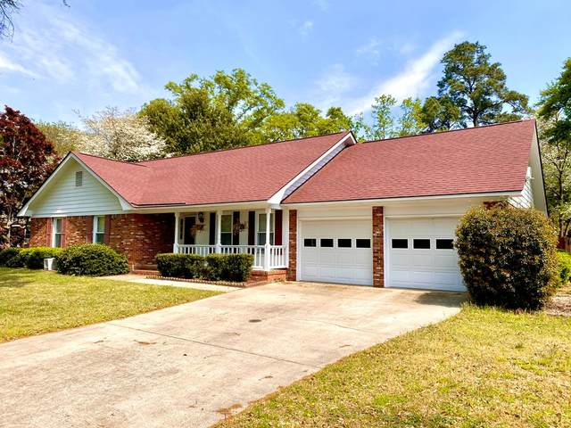 1307 Warwick Drive, Sumter, SC 29154 (MLS #147166) :: The Litchfield Company