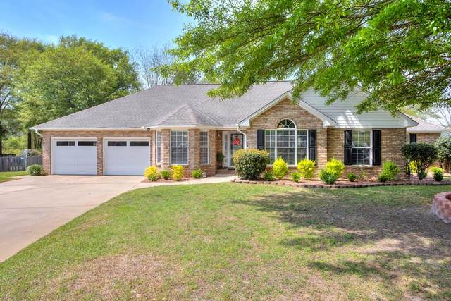 1145 Cutleaf Dr., Sumter, SC 29150 (MLS #147187) :: The Latimore Group