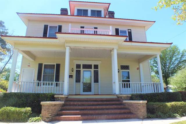 201 Ridge Street, Bishopville, SC 29010 (MLS #147190) :: The Litchfield Company